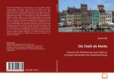 Die Stadt als Marke kitap kapağı