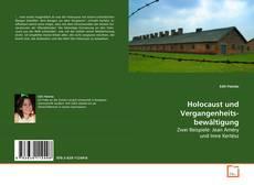 Buchcover von Holocaust und Vergangenheitsbewältigung