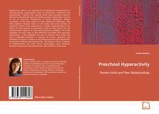 Bookcover of Preschool Hyperactivity