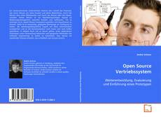 Bookcover of Open Source Vertriebssystem