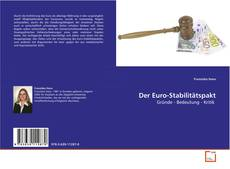 Bookcover of Der Euro-Stabilitätspakt
