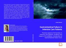 Copertina di Gastrointestinal Failure in Intensive Care Patients