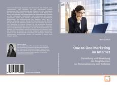 Capa do livro de One-to-One-Marketing im Internet