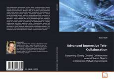 Couverture de Advanced Immersive Tele-Collaboration
