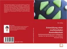 Bookcover of Entwicklung einer multimodalen Kontrolleinheit