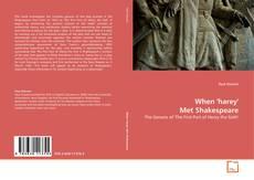 Capa do livro de When 'harey' Met Shakespeare