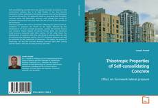 Bookcover of Thixotropic Properties of Self-consolidating Concrete