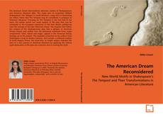 Portada del libro de The American Dream Reconsidered