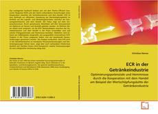 ECR in der Getränkeindustrie kitap kapağı