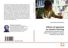 Copertina di Effects of appraisal on teacher learning