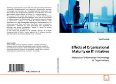 Effects of Organisational Maturity on IT Initiatives kitap kapağı