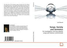 Capa do livro de Songs, Society and Semiotics
