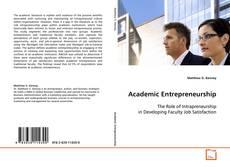 Academic Entrepreneurship kitap kapağı