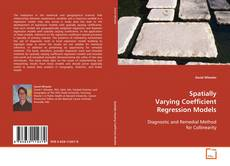 Bookcover of Spatially Varying Coefficient Regression Models
