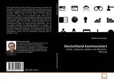 Обложка Deutschland kommuniziert