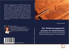 Buchcover von Der Risikomanagementprozess im Unternehmen