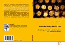 Buchcover von Newsletter-System in Java