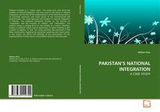 Bookcover of PAKISTAN'S NATIONAL INTEGRATION