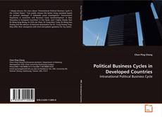 Обложка Political Business Cycles in Developed Countries