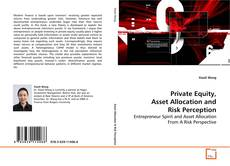 Buchcover von Private Equity, Asset Allocation and Risk Perception