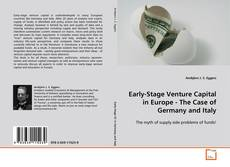 Обложка Early-Stage Venture Capital in Europe - The Case of Germany and Italy