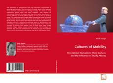 Capa do livro de Cultures of Mobility