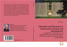 Bookcover of Liberation and Discourse in Community Learning and Development