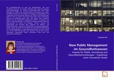 Buchcover von New Public Management im Gesundheitswesen