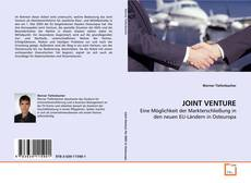 Bookcover of JOINT VENTURE