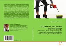 Bookcover of A Quest for Sustainable Product Design