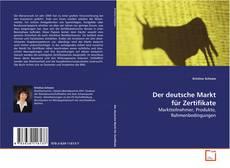 Copertina di Der deutsche Markt für Zertifikate