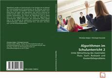 Bookcover of Algorithmen im Schulunterricht 2