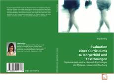 Bookcover of Evaluation eines Curriculums zu Körperbild und Essstörungen