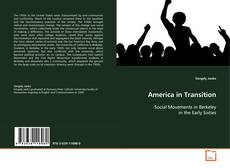 Bookcover of America in Transition