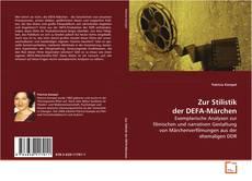 Обложка Zur Stilistik der DEFA-Märchen