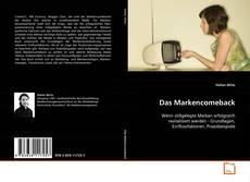 Copertina di Das Markencomeback