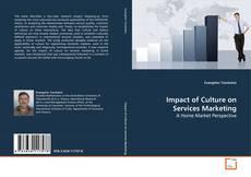 Portada del libro de Impact of Culture on Services Marketing