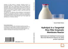 Bookcover of Hydrolysis in a Tangential Flow Filter Enzymatic Membrane Reactor
