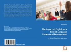 Couverture de The Impact of English as a Second Language Professional Development