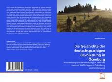 Capa do livro de Die Geschichte der deutschsprachigen Bevölkerung in Ödenburg