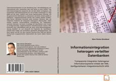 Copertina di Informationsintegration heterogen verteilter Datenbanken