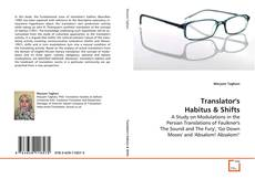Portada del libro de Translator's Habitus