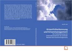 Обложка Krisenfrüherkennung und Krisenmanagement