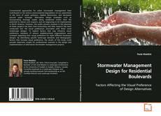 Portada del libro de Stormwater Management Design for Residential Boulevards