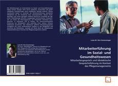Mitarbeiterführung im Sozial- und Gesundheitswesen kitap kapağı