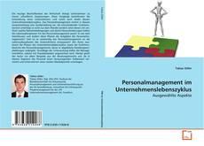 Personalmanagement im Unternehmenslebenszyklus的封面