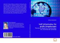 Buchcover von VoIP Infrastruktur für große Umgebungen