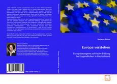 Buchcover von Europa verstehen