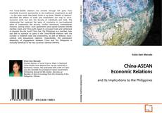 Bookcover of China-ASEAN Economic Relations