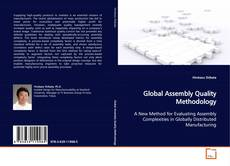Portada del libro de Global Assembly Quality Methodology